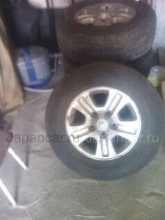 Летнии колеса Dunlop япония 275/65 17 дюймов б/у в Хабаровске