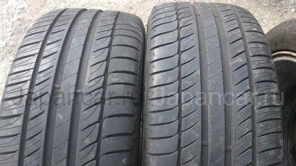 Летнии шины Michelin primacy 255/45 18 дюймов б/у в Челябинске