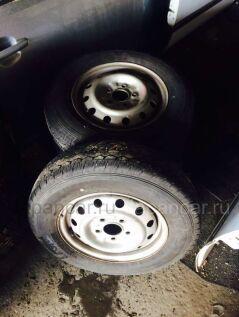 Колеса Dunlop Dv-01 165/- 14 дюймов б/у во Владивостоке