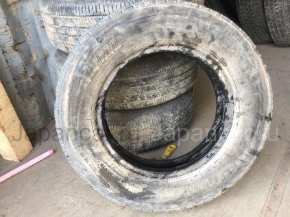 Всесезонные шины Bridgestone 185/85 16 дюймов б/у во Владивостоке