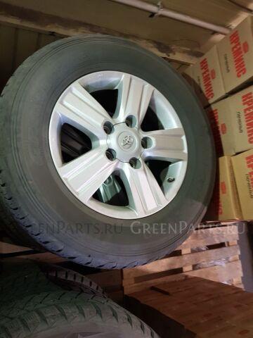шины Toyota Dunlop 285/60R18 всесезонные на дисках R18