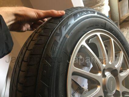 Летниe колеса Bridgestone playz px-c 155/80 13 дюймов б/у в Уссурийске