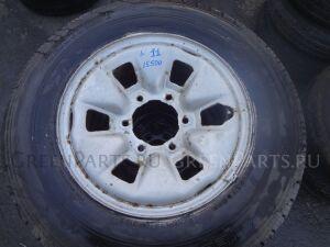 Шины Bridgestone RD613 195/80R15LT8P летние на дисках Japan R15