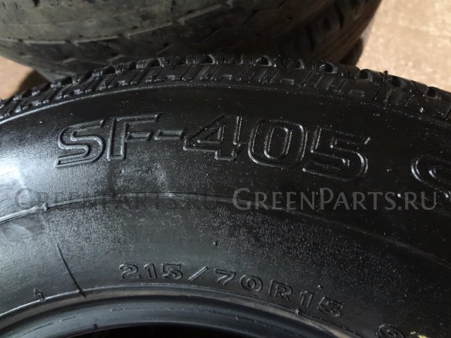 шины Bridgestone SF-405 215/70R1598S всесезонные