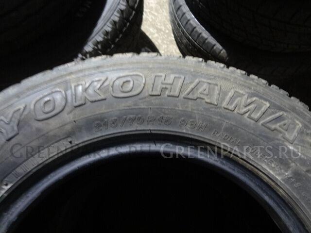шины Yokohama Geolender H/T-S 215/70R1598H всесезонные