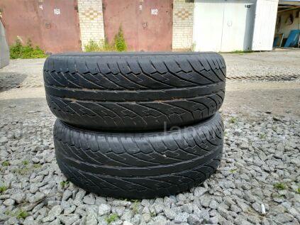 Летнии шины Dunlop Sp sport 300 195/60 15 дюймов б/у в Хабаровске