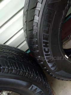 Летнии шины Япония Michelin 265/65 17 дюймов б/у в Уссурийске