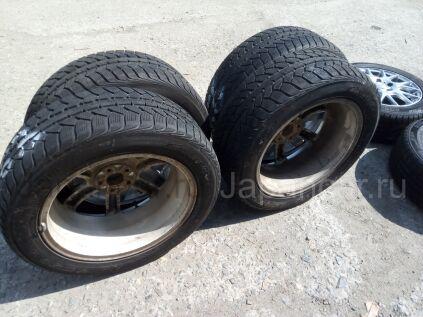 Зимние шины Toyo Garit fx 215/55 17 дюймов б/у в Челябинске