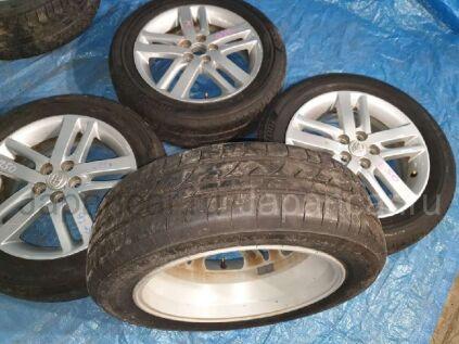 Летнии шины Bridgestone Playz px-c 185/60 16 дюймов б/у в Барнауле