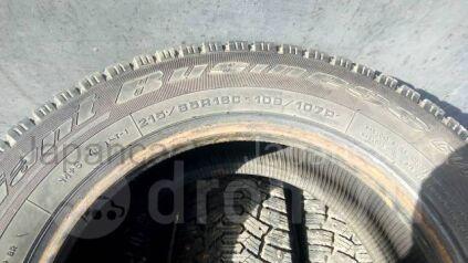 Зимние шины Cordiant Business cw-502 215/65 16 дюймов б/у в Новосибирске
