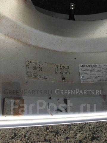 диски SSR Integral GT-1 R17
