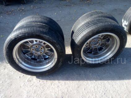 Летнии шины Goodyear Eagle ls2 225/55 18 дюймов б/у в Челябинске