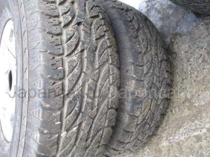Всесезонные шины Bridgeston 265/70 15 дюймов б/у во Владивостоке