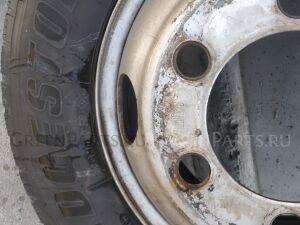 Шины Bridgestone Duravis R205 225/70R16LT летние на дисках штамповка R16