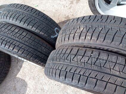 Зимние шины Bridgestone Blizzak revo gz 175/60 16 дюймов б/у в Челябинске