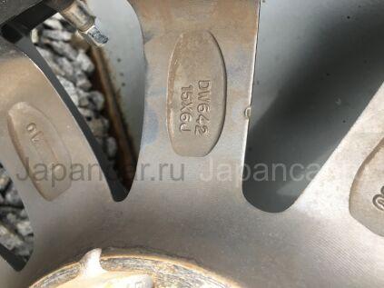 Летниe колеса 195/65 15 дюймов б/у в Хабаровске