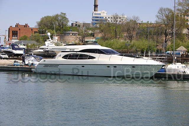 яхта моторная AZIMUT AZIMUT 58 2000 года