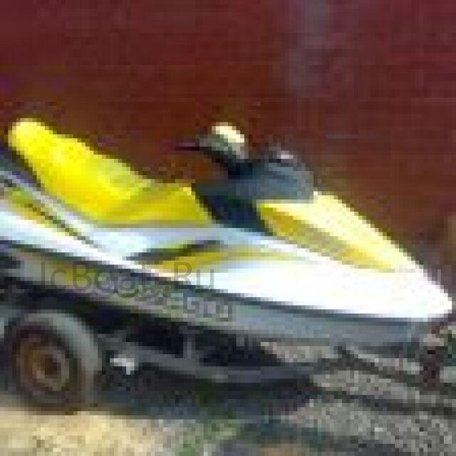 водный мотоцикл BRR GTX и BRP GTI  2007 года