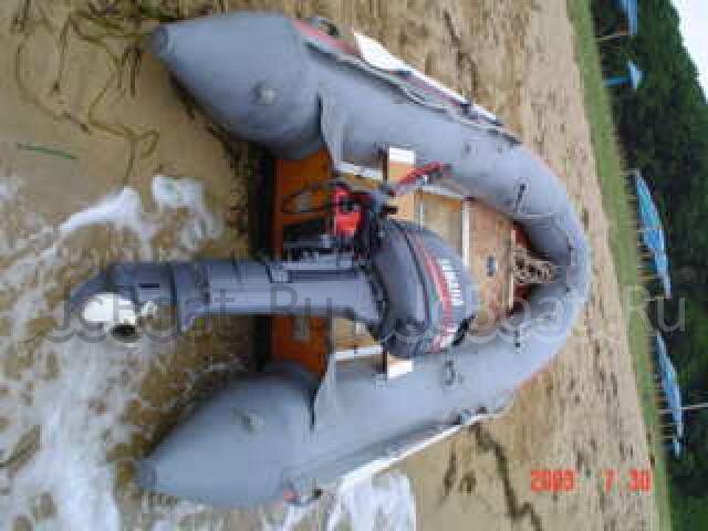 лодка пластиковая ACHILLES 1994 г.