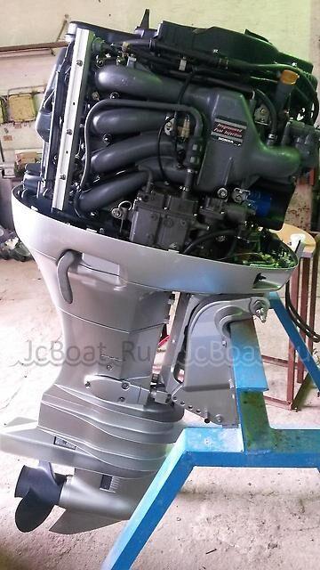 мотор подвесной HONDA BF130 2004 г.