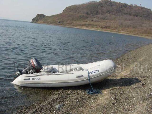 лодка пластиковая РИБ