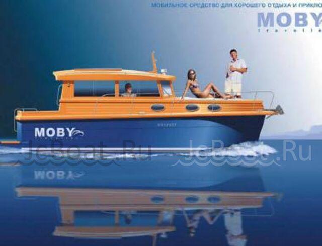 яхта моторная MOBY -760 2014 года