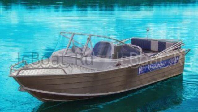 катер  Wyatboat 430M 2015 г.