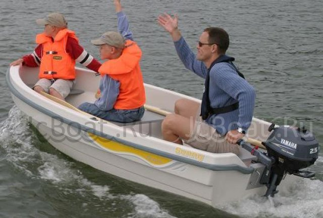 лодка пластиковая TERHI SUNNY (Финляндия) 2004 года