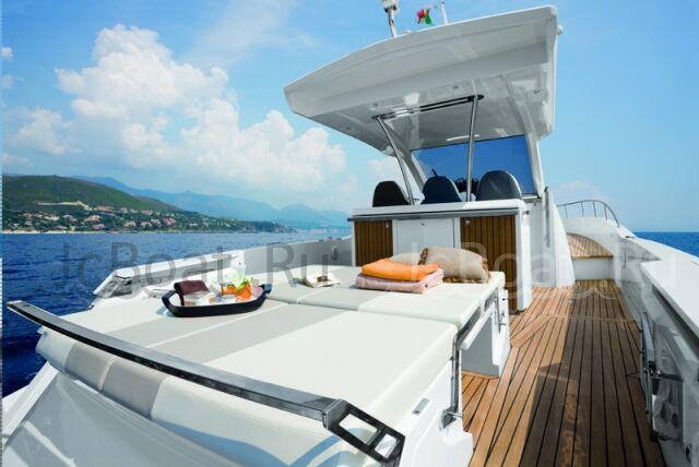 яхта моторная ATLANTIS VERVE 36  2011 года
