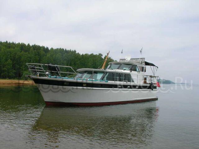 яхта моторная EXSPRESS CRUISER 1991 г.