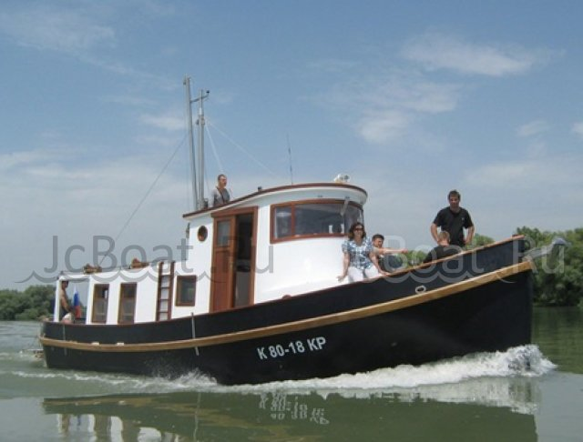 яхта моторная Эхо 38 2010 года