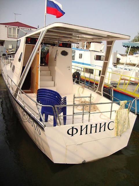 яхта моторная YAMAR 2010 года