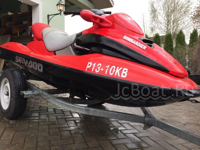 водный мотоцикл BOMBARDIER FORMULA 2000 года