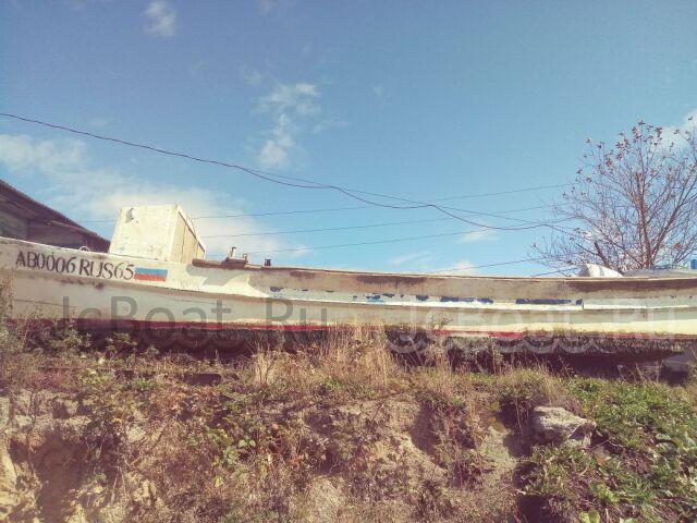 лодка пластиковая 1979 года