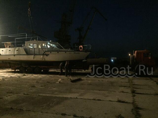 яхта моторная АМУР Речная яхта  2014 года