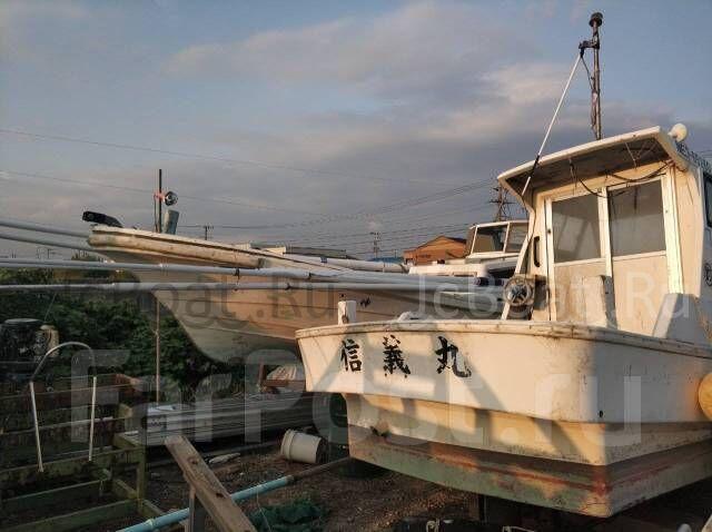 лодка YAMAHA 1996 г.