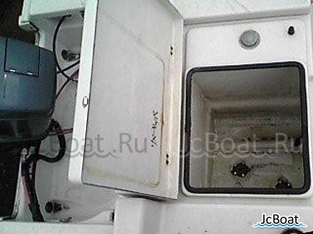 катер NISSAN MARINE FB 650 1997 г.
