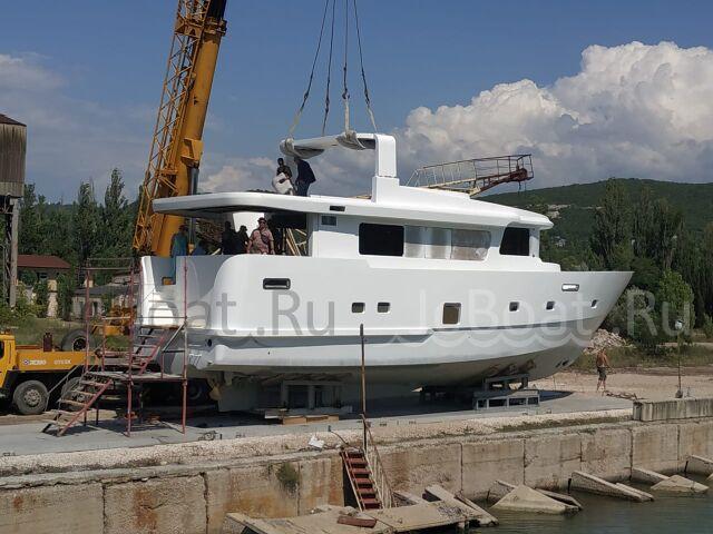 яхта моторная POPILOV-19.99 2019 года
