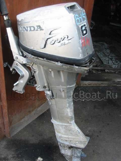 двигатель HONDA 2366 года