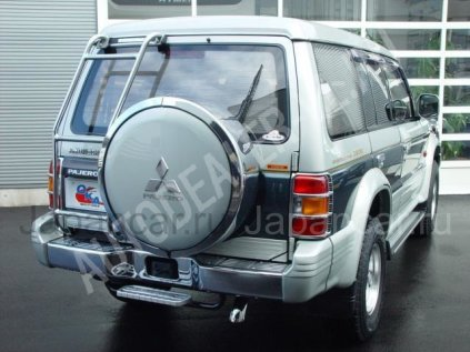 Mitsubishi Pajero 1997 года в Японии