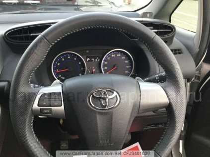 Toyota Wish 2016 года во Владивостоке