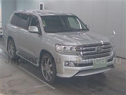 Toyota Land Cruiser 2016 года во Владивостоке