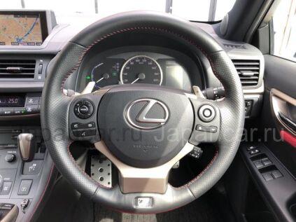 Lexus CT200H 2016 года в Хабаровске