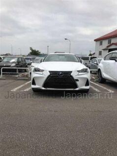 Lexus IS300H 2016 года в Японии, TOYAMA