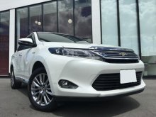 TOYOTA HARRIER HYBRID 2016
