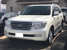 TOYOTA LAND CRUISER 200 2010