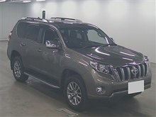 TOYOTA LAND CRUISER PRADO 2017