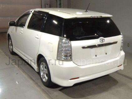 Toyota Wish 2007 года во Владивостоке