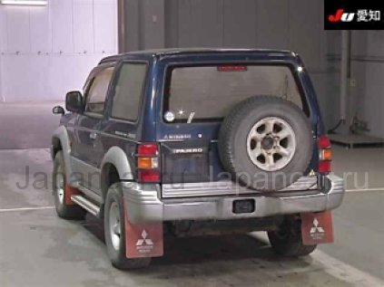 Mitsubishi Pajero 1996 года во Владивостоке