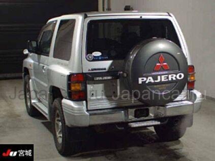 Mitsubishi Pajero 1999 года во Владивостоке